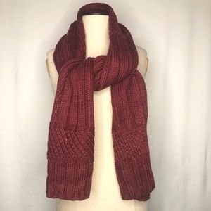 NWT Cole Haan Cable Knit Scarf